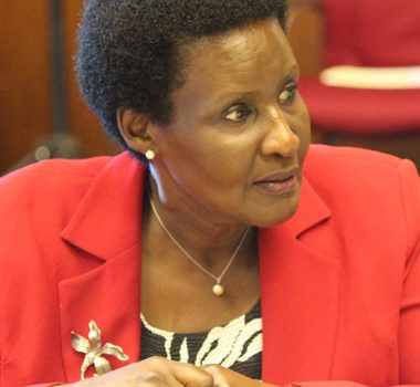 Minister Amelia Kyambadde cautions cross-border business owners
